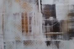 Acrylbild abstrakt Nr. 130