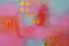 Acrylbild abstrakt Nr. 53