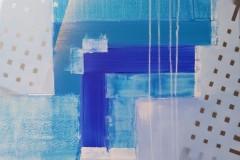 Acrylbild abstrakt Nr. 62